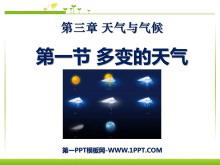 《多变的天气》天气与气候PPT课件3