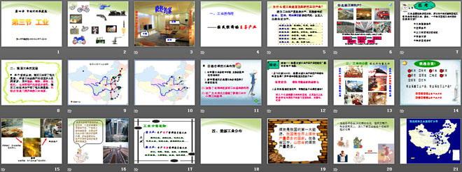 《工业》中国的经济发展PPT课件5