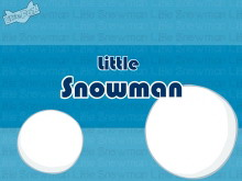 《little snowman》Flash动画课件