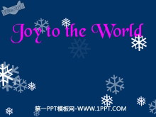 《Joy to the world》Flash动画课件