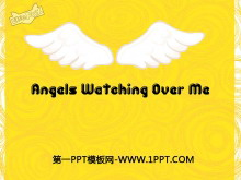 《Angels watching over me》Flash动画课件
