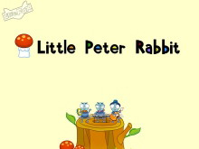 《Little peter rabbit》Flash动画课件