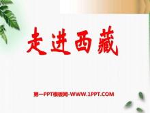 《走进西藏》PPT课件2
