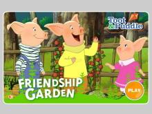 《小猪种花》Flash动画课件