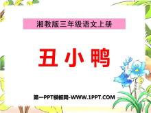 《丑小鸭》PPT课件14