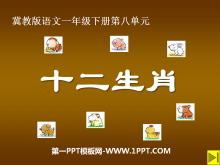 《十二生肖》PPT课件3