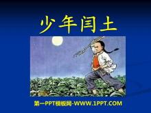 《少年闰土》PPT课件5