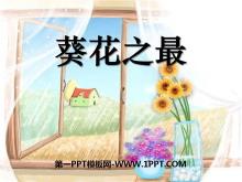 《葵花之最》PPT课件3