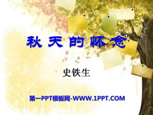 《秋天的怀念》PPT课件6