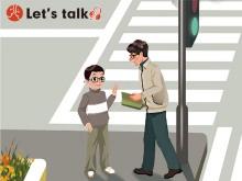 《Ways to go to school》let