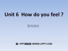 《How do you feel?》PPT课件11