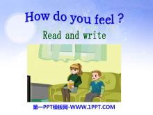《How do you feel?》PPT课件25