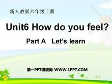 《How do you feel?》PPT课件26