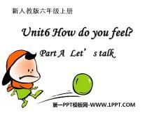 《How do you feel?》PPT课件27