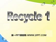 人教版PEP六年级英语上册《recycle1》PPT课件4
