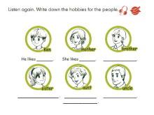 人教版PEP六年级英语上册《Recycle2》Flash动画课件3