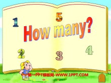 《How many?》PPT�n件2