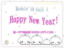 《Happy New Year!》PPT课件2
