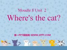 《Where's the cat?》PPT课件2