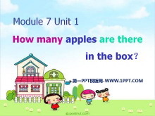 《How many apples are there in the box?》PPT课件2