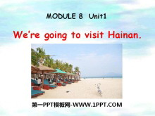 《We are going to visit Hainan》PPT课件2
