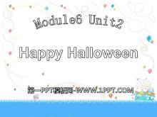 《Happy Halloween》PPT课件