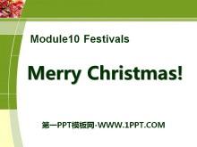 《Merry Christmas!》PPT课件
