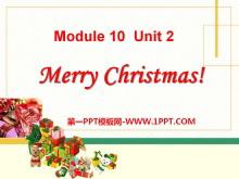 《Merry Christmas!》PPT课件2