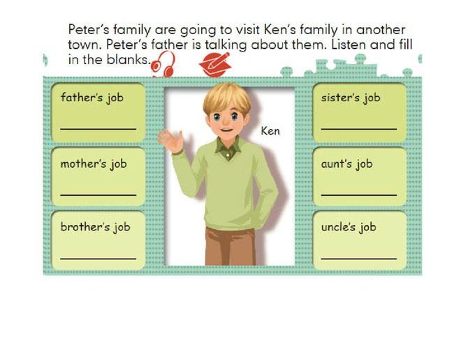 人教版PEP六年级英语上册《Recycle2》Flash动画课件5