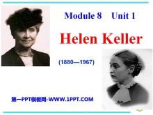《Helen keller》PPT课件2