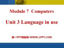 《Language in use》Computers PPT课件3