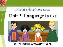 《Language in use》People and places PPT课件3