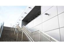 现代化商务建筑PPT背景图片