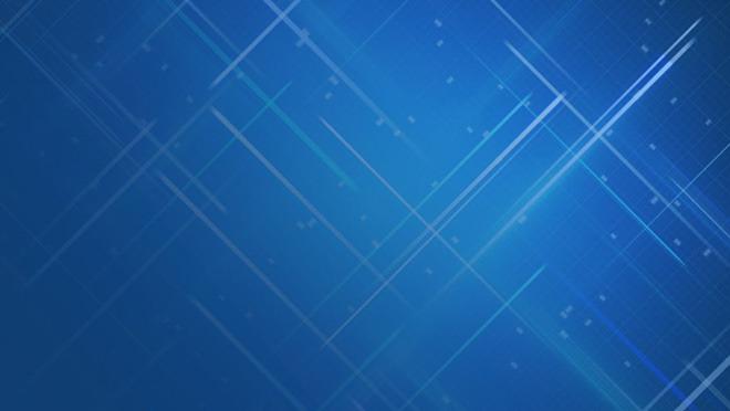 光线斜向拉伸的抽象科技幻灯片背景图片