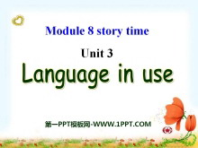 《Language in use》Story time PPT课件