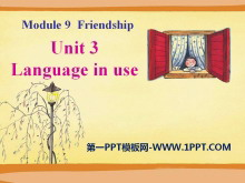 《Language in use》Friendship PPT课件2