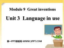 《Language in use》Great inventions PPT课件2