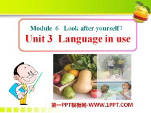 《Language in use》Look after yourself PPT课件2