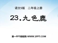 《九色鹿》PPT课件10