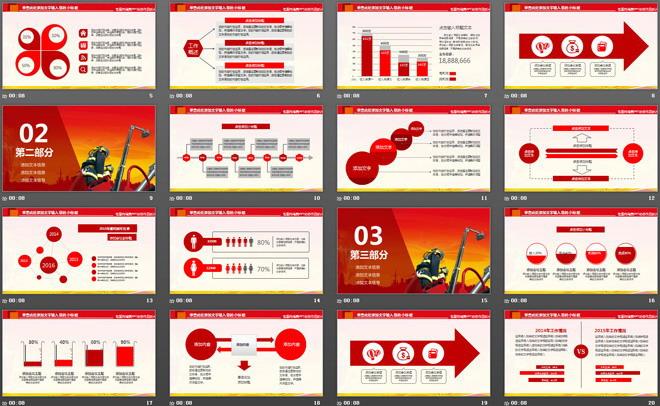 消防安全知识讲座《消防救援》PPT下载