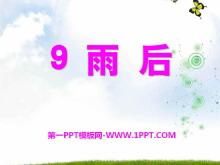 《雨后》PPT课件15