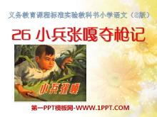 《小兵张嘎夺枪记》PPT课件2