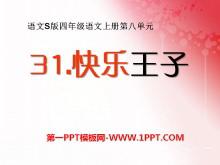 《快乐王子》PPT课件