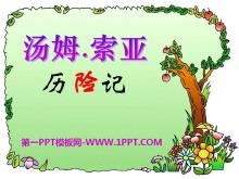 《汤姆·索亚历险记》PPT课件10