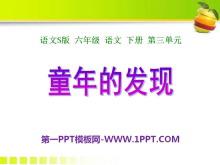 《童年的发现》PPT课件13