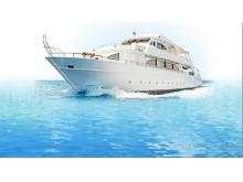 蓝色大海上的游轮m88.com图片