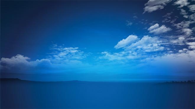 关键词:蓝天白云幻灯片背景图片,天空ppt背景图片,蓝色powerpoint背景