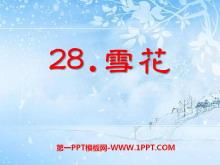 《雪花》PPT课件3