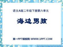 《海边男孩》PPT课件3