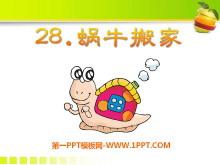 《蜗牛搬家》PPT课件2
